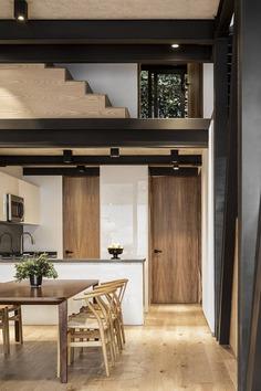 dining area, Soler Orozco Arquitectos