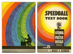 Speedball Text Book   Flickr - Photo Sharing!