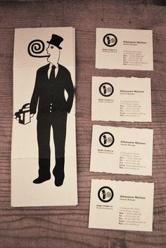 Boho Films Distribution Company #cards #personal