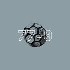 ⚽️ 77-0 Experiment. That one overused ball from the playground. Soft and under inflated but with great history. . . . . . #typography #typeoftheday #designspiration #allejo #minimal #mood #fashiondaily #minimalobession #productdesign #designdaily #posteraday #goodtype #minimalzine #liveauthentic #vsco #lifestyle #mensfashion #mensoutfit #essentials #printedgoods #graphicdesign #fontswelove #keepitsimple #screenprinting #lessismore #worldcup #futebol #fashioninspo #ronaldo