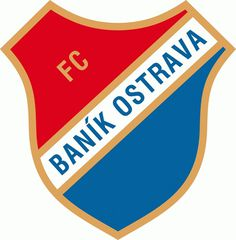FC Banik Ostrava Primary Logo () #sports #crest #soccer