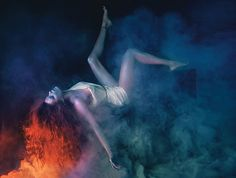 Mario Sorrenti: On Fire: Fashion: Wmagazine.com #fashion #photography