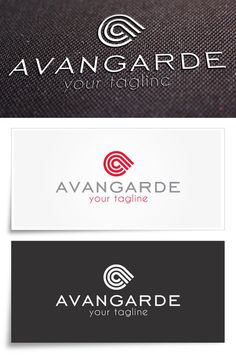 Avangarde Logo #creative #a #modern #sleek #letter #furniture #logo