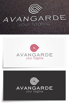 Avangarde Logo #creative #a #modern #sleek #letter #furniture #logo