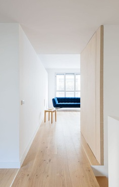 Flat Transformation by Thomas Goldschmidt + Thibaud Herent