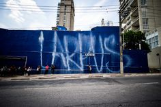 Extinguisher by Larpus #pixao #pixo #graffiti #extinguisher #saopaulo #brazil