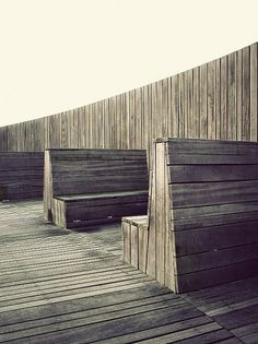 Seawater Lido on the Behance Network #wood #photography #architecture