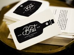 dan_alexander_brut_project5 #identity #bar #interior #restaurant #logo #layout #typography #wine #lettering
