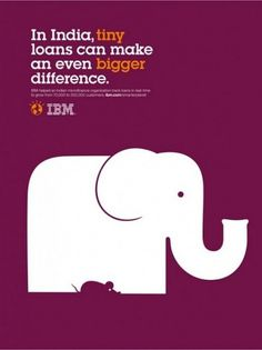 designpiration #mouse #adv #elephant #loan #violet #ibm