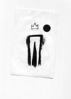 blk. pants #foreman #blk #pants #illustration #minimal #august