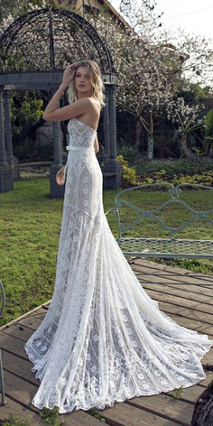 Israeli designer Limor Rosen is renowned for designing unique, ethereal style wedding dresses in impeccable quality and great fit.