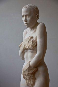 Mario Dilitz Sculptures 14 #wood #sculpture #art