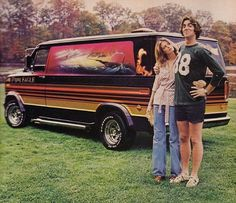 ULTIMATE ROCK 'N' ROLL ON WHEELS | THE 1970′s VAN CUSTOMIZATION CRAZE « The Selvedge Yard #van #pinstriping #airbrush #1970