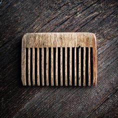 Peg Leg Beard Comb
