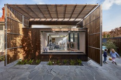 Contemporary Alterations and Additions to an Existing Weatherboard Edwardian Residence in Melbourne