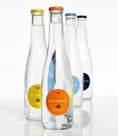 malmberg original water #packaging #glass #water #bottle