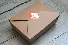Pastaria St. Louis To Go Box #design #graphic #identity