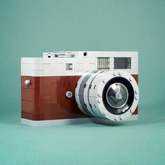 Lego Leica M9 by Chris McVeigh #camera #leica #lego