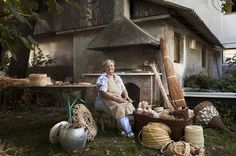 Modern Portraits of Old Craftsmanship by Alessandro Venier