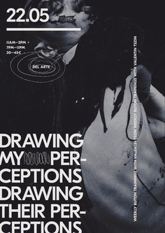 Drawing Perceptions posters