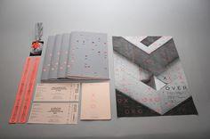 Crossover Festival - jfdesign #print #typography