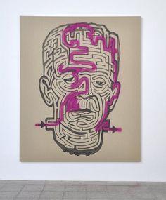 Michael Sailstorfer | PICDIT #art #design #silkscreen