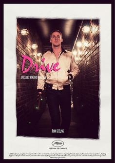 DRIVE Posters on the Behance Network #print #drive #poster