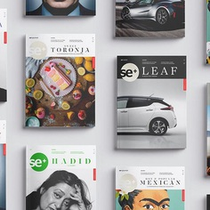Procesos se+ con @lacolorette @andreazorrillaloo @francozegovia #magazine #editorial #design #magazinedesign #semanaeconomica