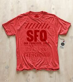 San Francisco | SFO #tshirt #shirt