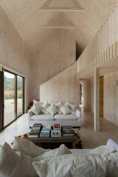 Shotgun House in Chile by Alejandro Soffia Arquitecto 10