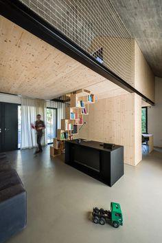 Karst house #interiordesign