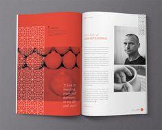 Eight Hour Day » ADMCi Identity #layout #print