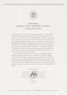 Jonas Eriksson » Every Reason to Panic #ground #shooting #dalhov #letter #letterhead #paper