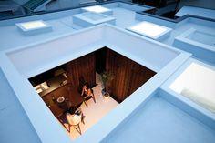 Boundary House by Atelier Tekuto #modern #design #minimalism #minimal #leibal #minimalist