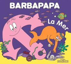 barbapapa_mer.jpg 400×362 pixels #illustration #children
