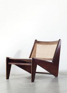 Kangourou Chair #furniture #jeanneret #60ies
