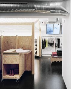 Weekday Store by Gonzalez / Haase / AAS #retail