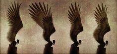 listras #concept art #harry potter 7 #alexis liddel