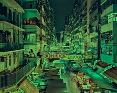 non existing excess #city #fi #sci #oriental #green