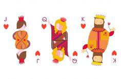 Siobhán Gallagher #deck #of #design #illustration #cute #cards