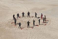 Lifeguard training photo by Margarida CSilva (@marg_cs) on Unsplash