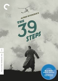 The 39 Steps (1935) - The Criterion Collection #film