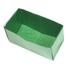 How to make a rectangular origami box (http://www.origami-make.org/howto-origami-box.php)