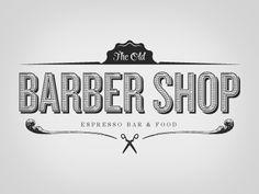 Orig_barber_drib #type #vintage #logo