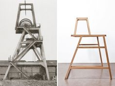 Winding Tower by Mieke Meijer  SoFiliumm #design #architecture #wood #furniture #interior