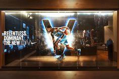 Nike Kevin Durant V - SouthSouthWest. Branding & design, Melbourne. #type