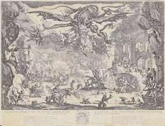 CALLOT, JACQUES 1592 Nancy - 1635 ebenda
