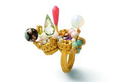 Pernille Mouritzen #pernille #mouritzen #jewelry #ring