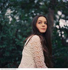 陈泓崴's MOKO 个人网站 | 展示 介乎与东欧的旋律... #portrait #girl