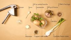 pescefinto_ingredienti #ingredients #italian #recipe #food